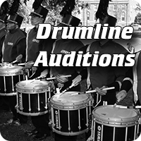 Drumline Auditions