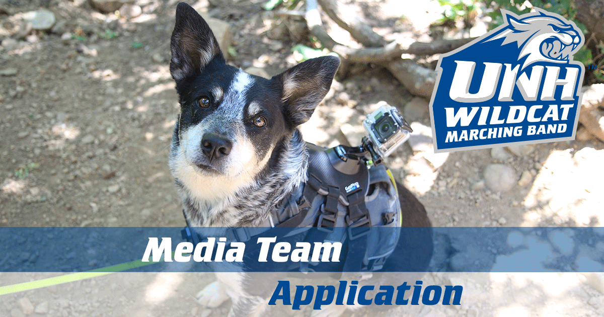 WMB Media Team Application