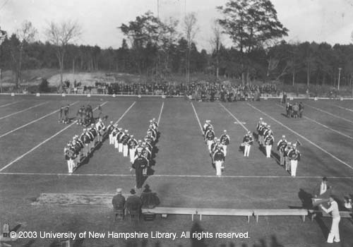 Marching Band NH 1925