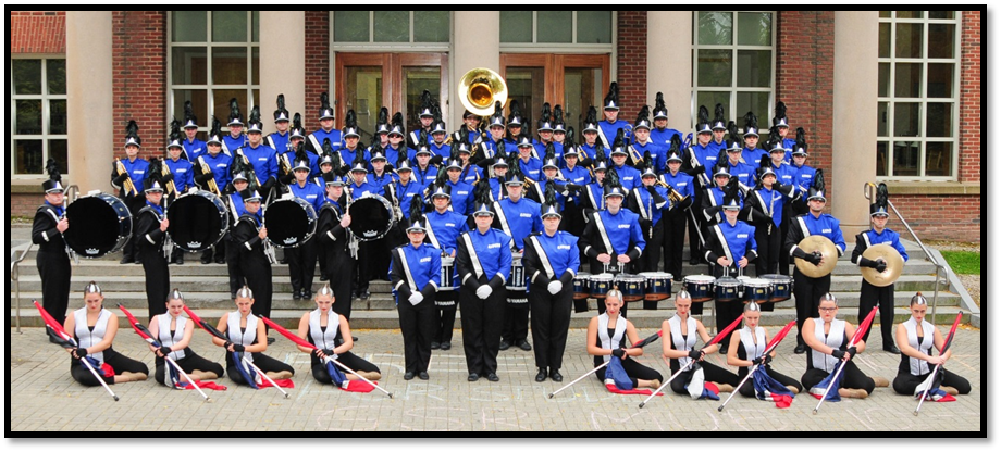 UNH Marching Band – 2013