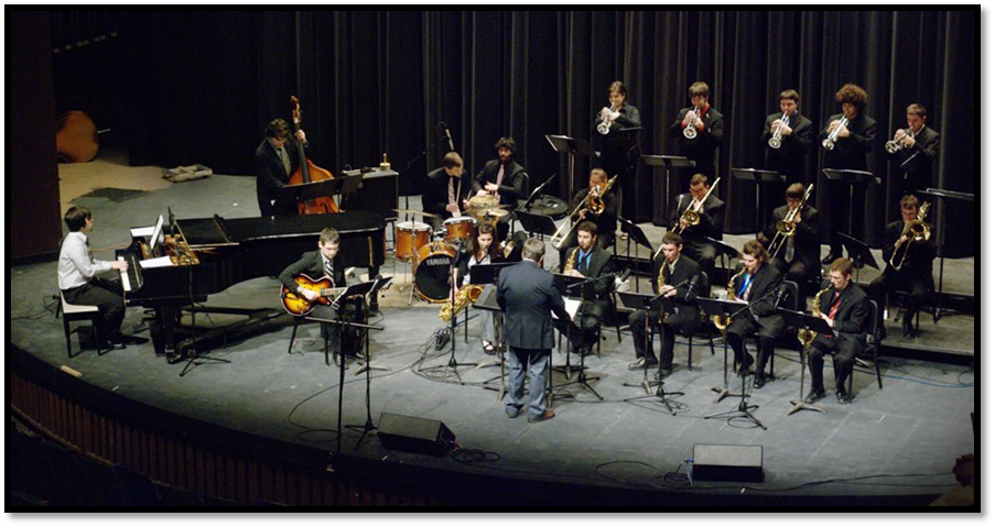UNH Jazz Band – David Seiler, director
